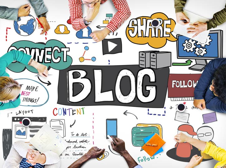 Link your blog