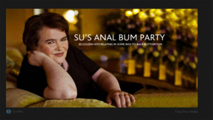 #susanalbumparty