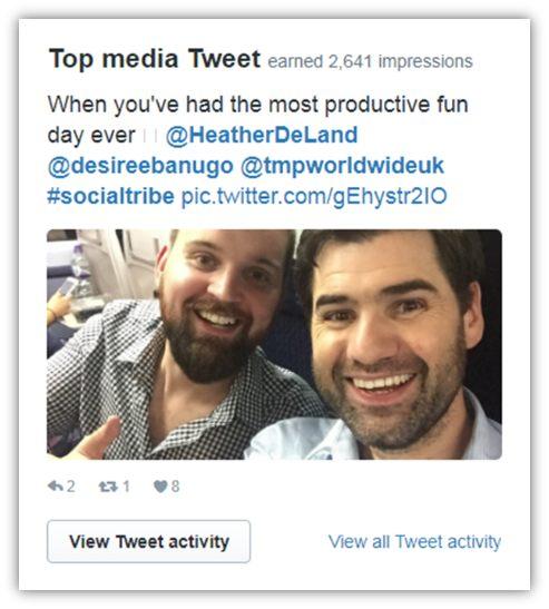 Top Media Tweet