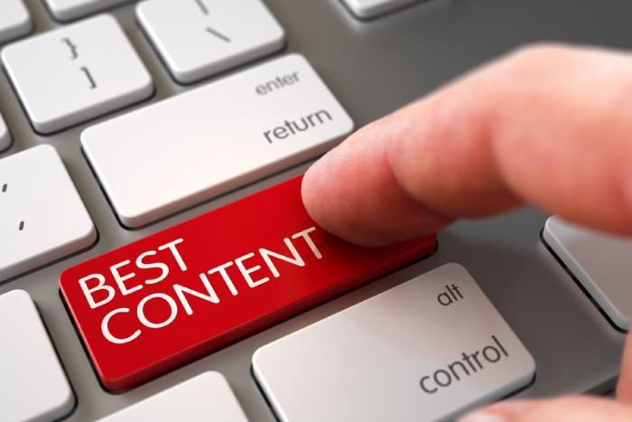 Develop Your Human Content First