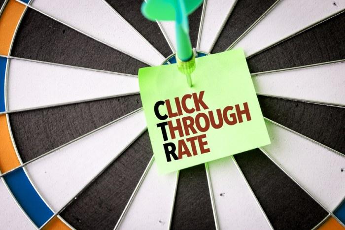Focus On Click-Through Rates