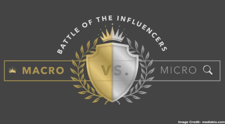 micro influencer or macro influencers