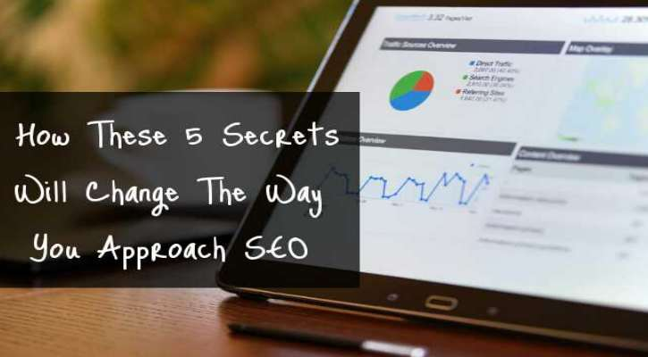 top seo secrets