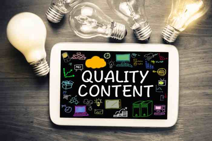 Develop Quality Content For Your Readers