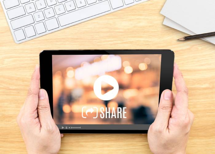 Integrating Videos
