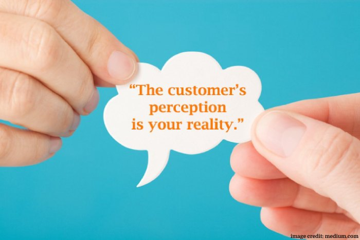Changes Customer Perception Favorably