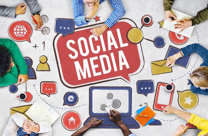 Promote Social Media Links